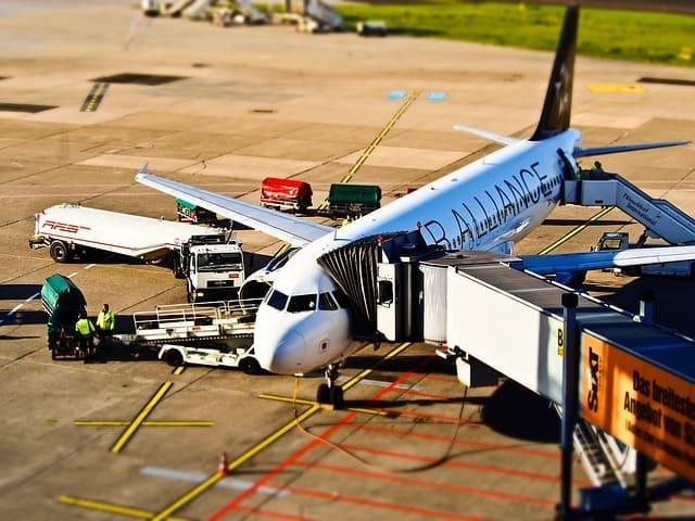 Aeropuerto de La Meca importnacia