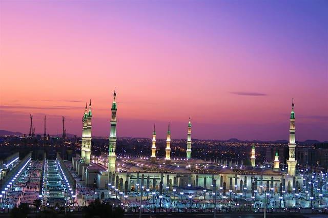 De la Meca a Medina