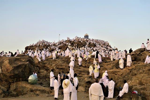 Peregrinar a la Meca